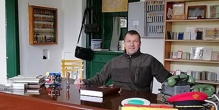 Újraépítik a vasutat Palotabozsokon – Ludvig Károlyéknak köszönhetően múzeummá vált az állomás