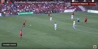 Huszonöt pécsi gól három percben - Nézze meg!