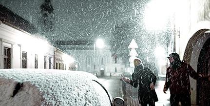 Szibériai hideg érkezik: kemény mínuszok és havazás is lesz az előttünk álló héten