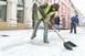 Újabb havazás éri el délután Baranya megyét