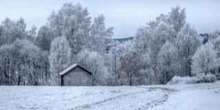 A Dunántúlon újabb havazásra számíthatunk hétfőn