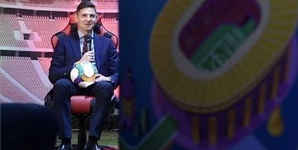 U21-es labdarúgó Eb - Gera: a legfontosabb, hogy versenyképesek legyünk