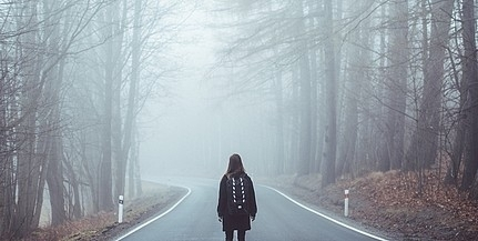 Borús, ködös reggelre ébredünk kedden