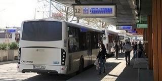 A Volánbusz felfüggeszti az első ajtós felszállást
