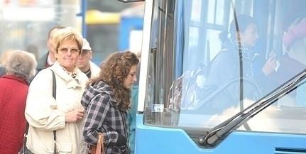 Ismét lezárja az autóbuszok első ajtaját a Tüke Busz