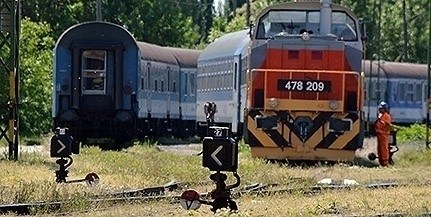 Gázolt a pécsi IC - órákat késnek a vonatok