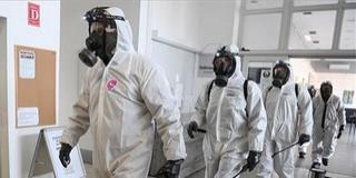 Befejezte az iskolák fertőtlenítését a honvédség, tiszta környezetbe térhetnek vissza a diákok