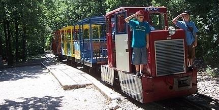 Újraindul a gemenci erdei vasút a hétvégén