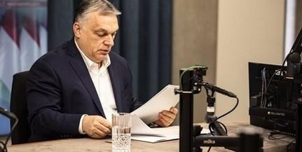 Orbán Viktor: az 5 millió beoltott a következő cél
