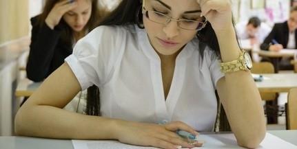 A matematika írásbelikkel folytatódnak a vizsgák
