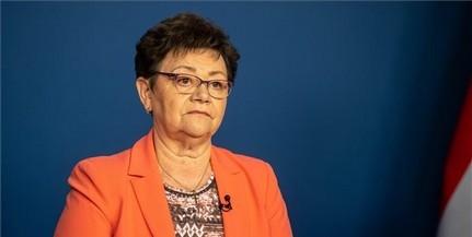 Müller Cecília: még nem vagyunk túl a harmadik hullámon