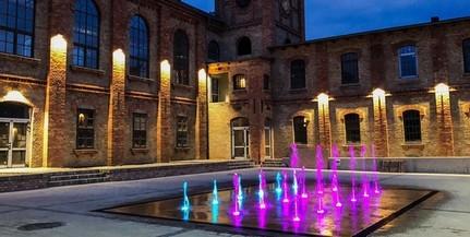 Megnyitják Mohácson a Selyemgyár Kulturális Negyedet
