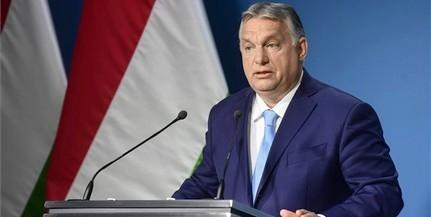 Orbán Viktor: a magyar ember a Jóisten, a hazája és a szerelme előtt térdel csak le