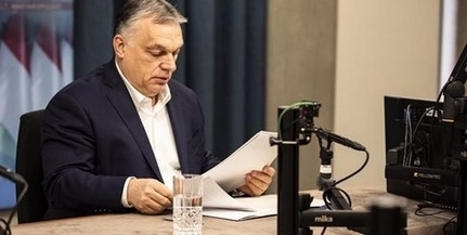 Orbán: migránshadak dörömbölnek Európa ajtajain
