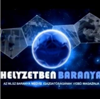 Helyzetben Baranya: nézze meg, mi történt a megye labdarúgásában - Videó