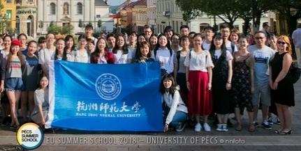 Öt év alatt hetven országból érkeztek hallgatók a pécsi nyári egyetemekre