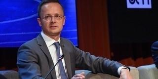 Szijjártó: helyes, hogy nem asszisztál az UEFA a provokációhoz