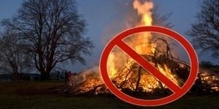 Az ország teljes területén tűzgyújtási tilalom van