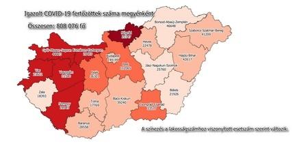 Nem azonosítottak új fertőzöttet Baranyában