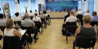 Öt megye rendőri vezetői konferenciáztak Pécsett