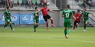 Potyogtak a gólok a PMFC felkészülési meccsén