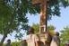 Helyére került a járványban elhunytaknak emléket állító mohácsi útikereszt