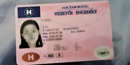 Újabb ellopott jogosítvány került elő a pécsi csatornarengeteg sötét bugyraiból