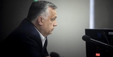 Orbán Viktor: gyermekeink jövője a tét, ezért nem engedhetünk Brüsszel nyomásának