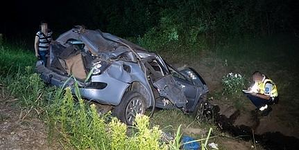 Tragédia az M6-oson: migránsok utazhattak a járműben