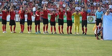 Döntetlent játszott a PMFC a Budaörs ellen