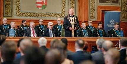 Megnyitotta a tanévet és a centenáriumi rendezvénysorozatát a Pécsi Tudományegyetem