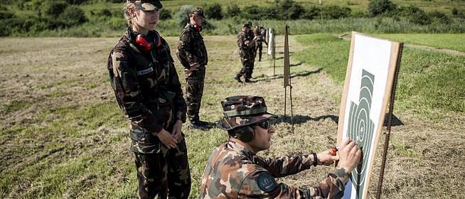 Most jó lenni önkéntes katonának! Baranyában már csaknem ezren jelentkeztek szolgálatra