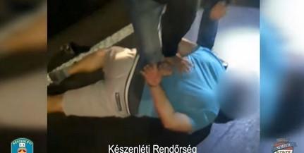 Drogarzenállal az autójában bukott le egy pécsi férfi a belvárosban - Videó!
