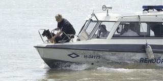 Nyoma veszett egy mohácsi horgásznak a Dunában, nagy erőkkel keresik