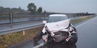 Tizenhatan sérültek meg egy hét alatt a megye útjain - Halálos baleset is történt