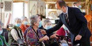 Őri László: tisztelet az időseknek, hiszen ők építették fel az országot számunkra