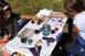 A Selyemfestő Kertben járt az egyedülálló szülők klubja