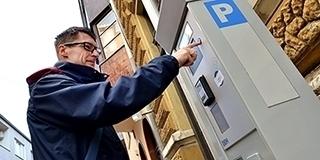 Akadozik a bankkártyás fizetés a parkolóautomatáknál