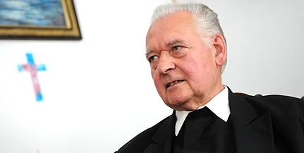 Augusztustól szülőfalujában fog misézni a volt pécsi megyéspüspök