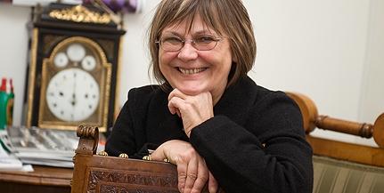 Bár volt kihívója, Fabényi Júlia marad a múzeumok igazgatója