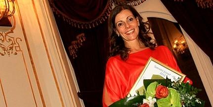 Stubendek Katalin kapta a Pécsi Nemzeti Színház Szendrő-díját