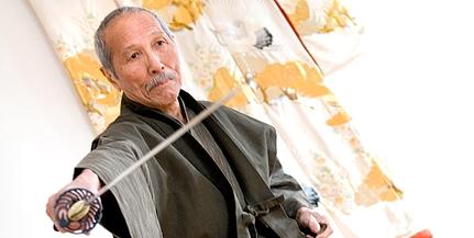 Huszonöt éve él a Mecsek-oldalban Suzuki Kimiyoshi, egy igazi szamuráj
