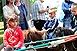 Lánctalpasra mászhattak és a motorozást is kipróbálhatták a kicsik a városi gyermeknapon