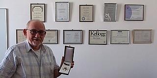 Pécsi Arcok - Dr. Rekettye Gábor, aki Tokiót tekinti második otthonának