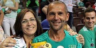 Pécsi Arcok - Danyi Gábor, a Bajnokok Ligája győztes kézilabdaedző