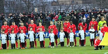 A PMFC labdarúgói is csatlakoznak a PTE Meseszép kampányához
