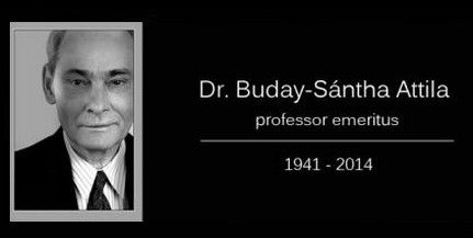 Elhunyt Buday-Sántha Attila, a PTE közgazdász professzora