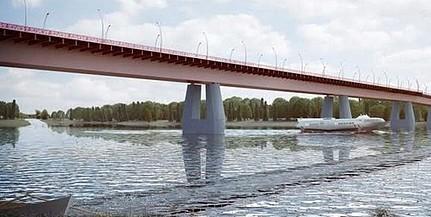 Elkészült a látványterv, ilyen lehet a mohácsi Duna-híd