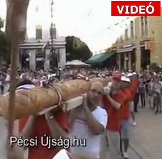 Nagy ötlet volt a Magyarok kenyere, Szolnok konkrétan már el is lopta