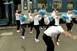 Videón a pécsi egyetemisták InterCity-flashmobja